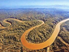 黄河是如何形成的