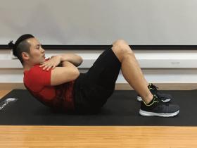 在家怎么样锻炼出腹肌
